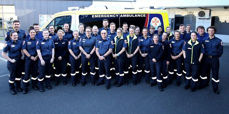 Graduate Paramedics